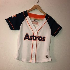 Kids youth Houston astros size small jersey